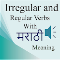 Irregular Regular Verb Marathi icon