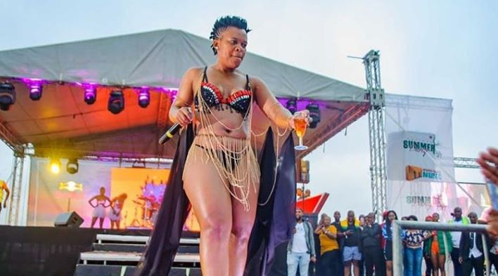 Zodwa Wabantu will keep dancing in 2019.