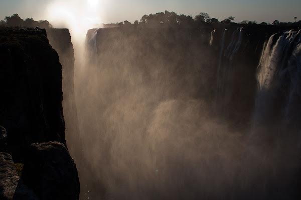 cascate Victoria falls di faranfaluca