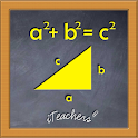 Pythagoras Theorem Maths icon