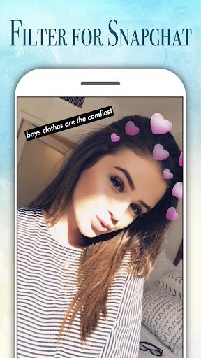 Filter for Snapchat 1.0.0 screenshots 7