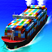 Sea Port: Cargo Ship & Town Build Tycoon Strategy icon