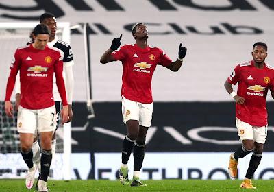 🎥 Un bijou de Pogba offre la victoire à Manchester United, qui reste en tête