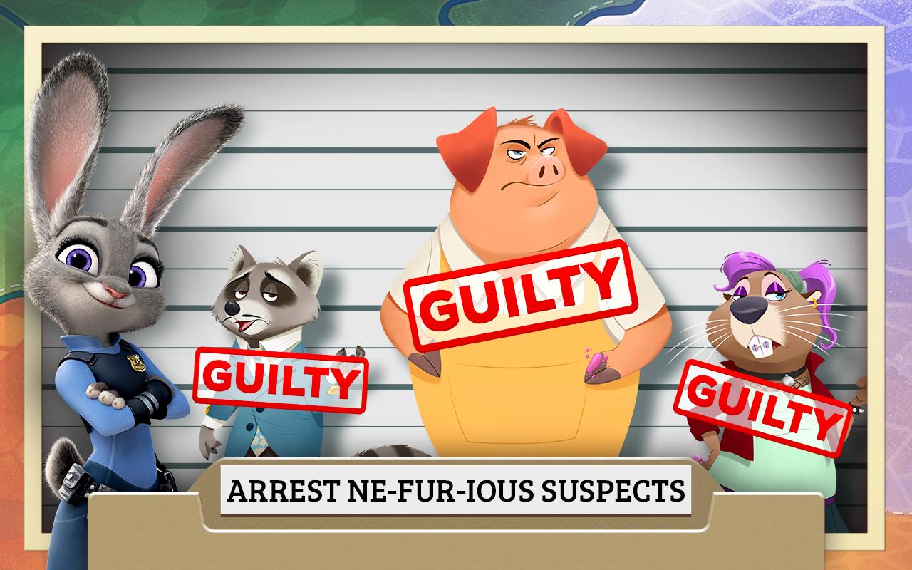 Zootopia Crime Files screenshot #3