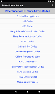 Decoder Plus for US Navy- screenshot thumbnail
