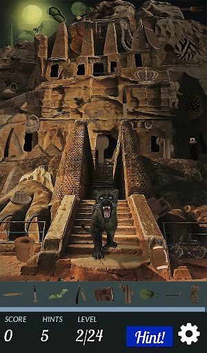 Hidden Object: Ancient Mystery