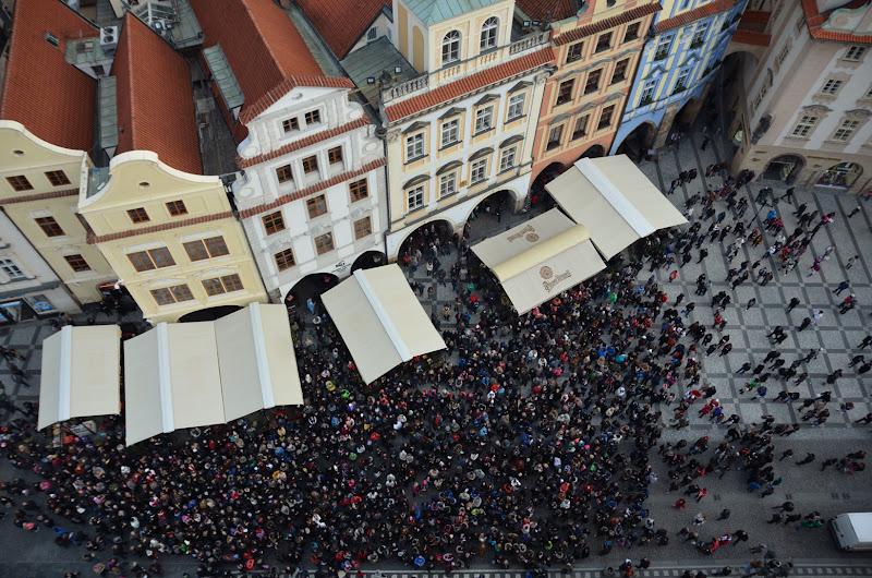 la piazza del mercato di Elisabetta Castellano