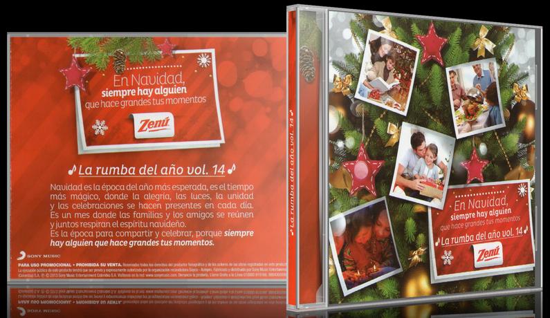 Varios Artistas - La Rumba Del Año Vol. 14 (2013) [MP3 @320 Kbps]