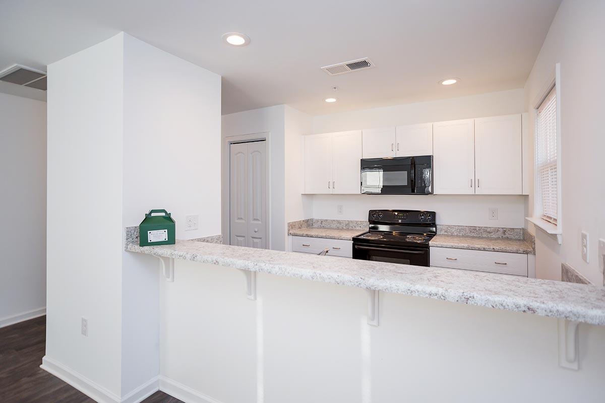 Efficiency (1 Bed, 1 Bath) | Barrington Apartments