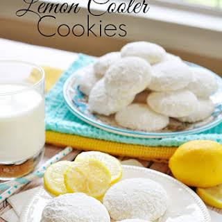 Lemon Cooler Cookies.