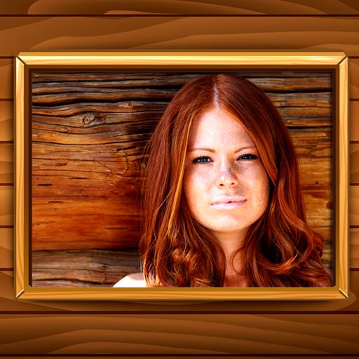 木質相框 攝影 App LOGO-APP試玩