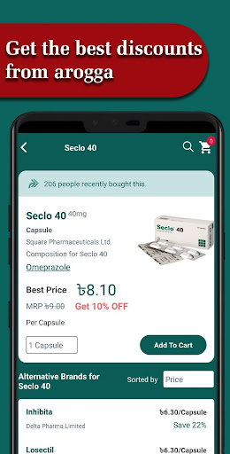 Arogga  - Online Pharmacy of Bangladesh screenshot 7