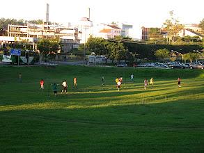 Photo: soccer match at unicamp