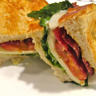 Turkey BLT with Creamy Dijon Mustard