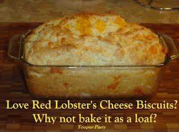 Cheese Biscuits in a Loaf