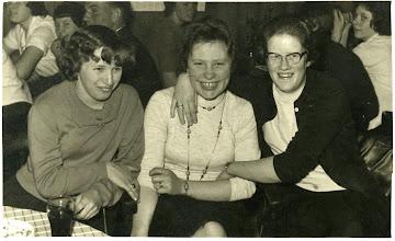 Photo: Seichien Oosting, Jantje Martens en Willie Zandvoort