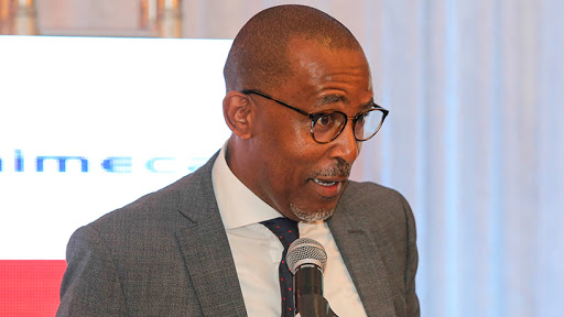 Moste Mfuleni, president of the Black IT Forum.