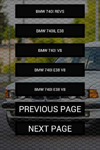 免費下載遊戲APP|Engine sounds of 740i app開箱文|APP開箱王