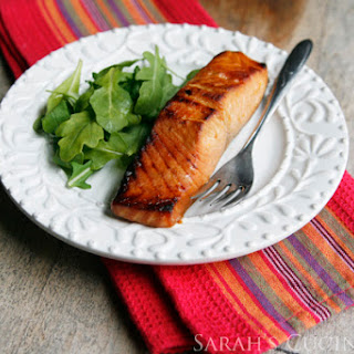 Miso Salmon (The Smart Shoppers Diabetes Cookbook)