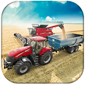 New Tractor Farming Simulator Pro - Farm Games 18 Android APK Download Free By U Technology Game Studio