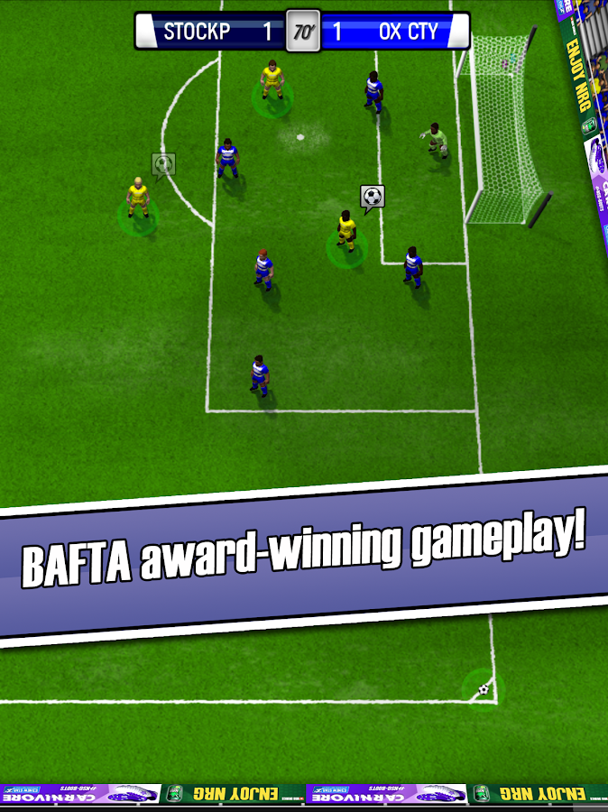 New Star Soccer- screenshot