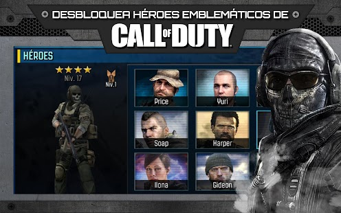 Call of Duty®: Heroes Screenshot