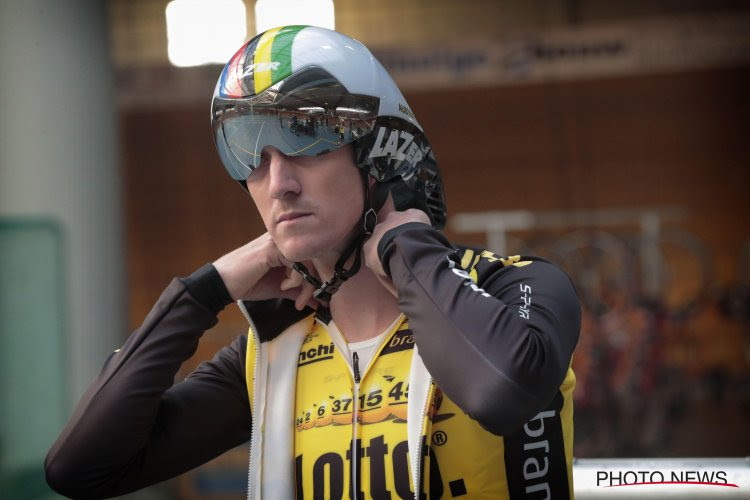 """Deze Belgische renner maakt doel van BK tijdrijden en wil ook naar WK: """"Inspireert me"""""""