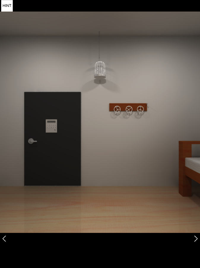 Escape Game - Balentien's Room- screenshot