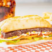 8 oz Strip-Lion Streak Sandwich
