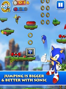 Sonic Jump Screenshot 12