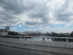 Photo: Manila's skyline