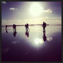 Photo: 016 Schaatsen tot aan de zon