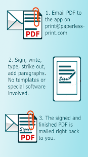 Paperless Signature, Business - náhled
