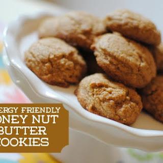 Honey Nut Butter Cookies (Allergy Friendly)
