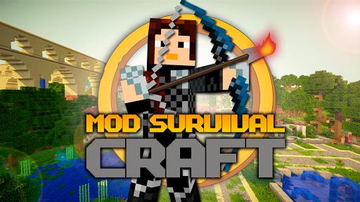 Mod survival craft mc