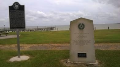 Photo: Bayside - THC markers incl Copano Bay