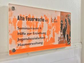 Photo: Unser Gastgeber - die Alte Feuerwache Berlin e.V.