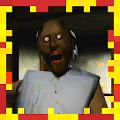 Old Granny returns horror map for MCPE