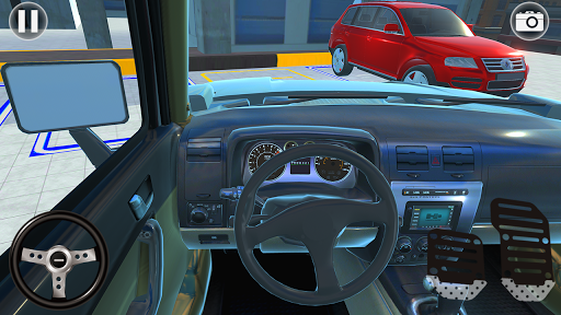 Drive Luxury Land Cruise Game: Extreme Prado Drive screenshots 3