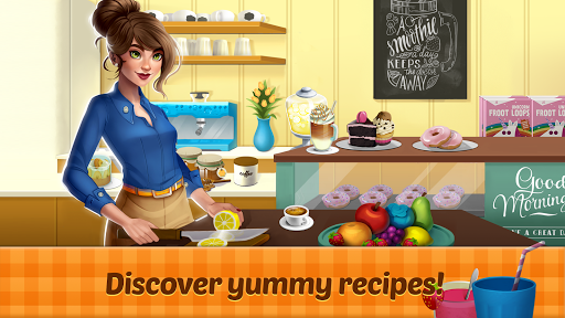 Fancy Cafe - Decorating & Restaurant games screenshot 12