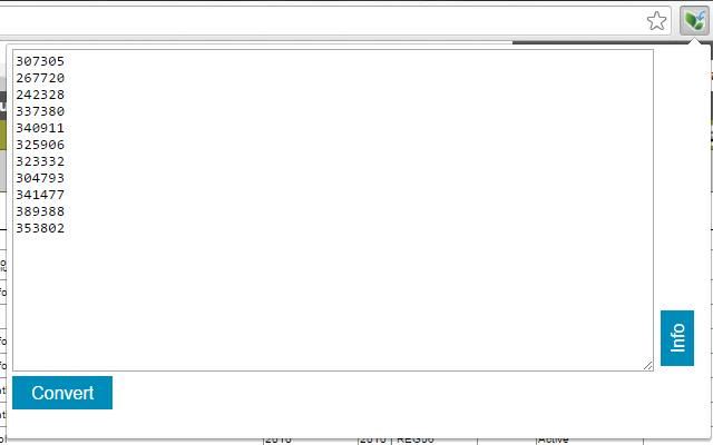 AspenUtil - SQL 'IN' converter & more