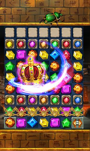 玩免費解謎APP|下載宝石寺院マニア app不用錢|硬是要APP