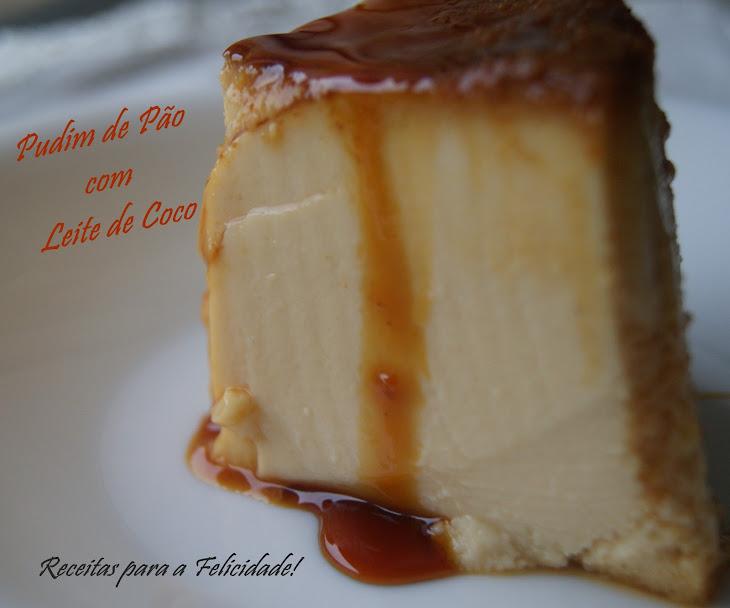 Bread Pudding with Coconut Milk Recipe