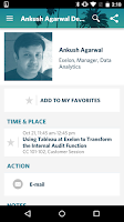 Screenshot of Tableau Conference