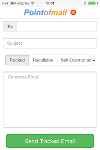 Pointofmail Email Tracking and Recall Apk Download For Android 1
