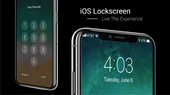 OS 11 Lockscreen 4
