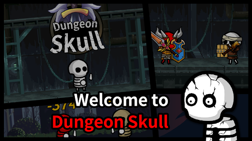 Dungeon Skull  captures d'écran 1