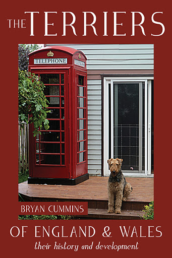 The Terriers of England and Wales cover