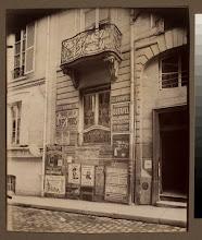 Photo: Balcon 16 Rue Beaujolais (1e arr)