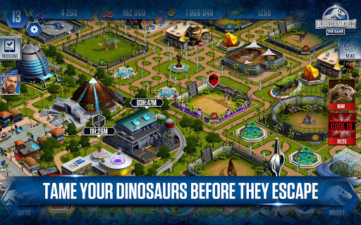 Jurassic Worldu2122: The Game 1.30.2 androidappsheaven.com 8